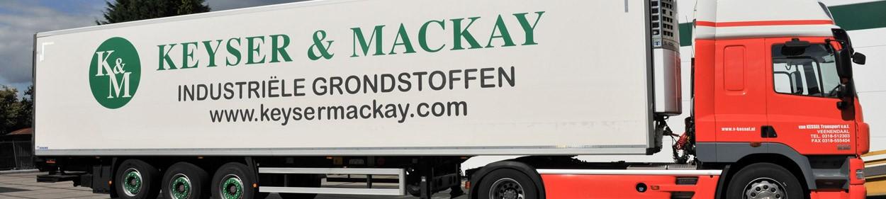 Truck Keyser & Mackay