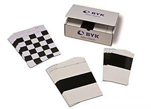 BYK testkaarten